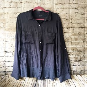 Loft long blouse